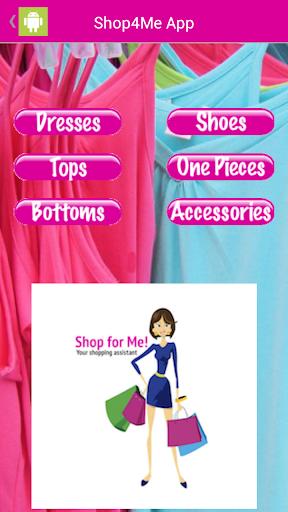 Shop4Me App
