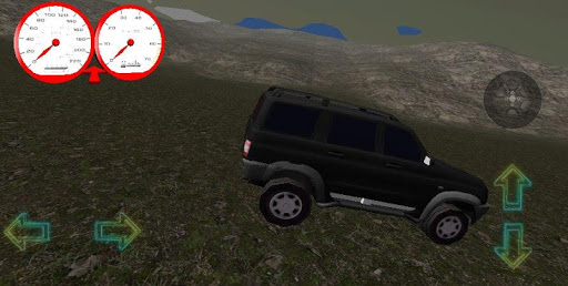 UAZ Patriot 3D Simulator