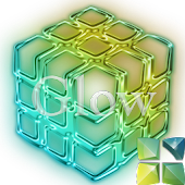 Glow Next Launcher 3D Theme