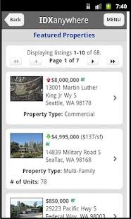 Puget Sound Real Estate- screenshot thumbnail