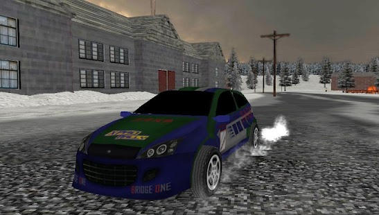XPro Rally - screenshot thumbnail