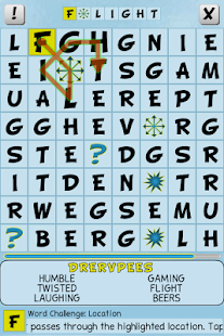 Twisted Tweets Word Search- screenshot thumbnail