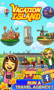 Holiday Resorts! World Travel v33.0.0 (Mod Coins/Hearts)