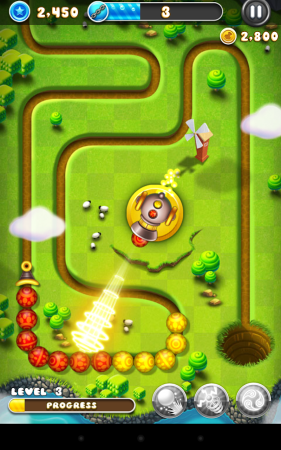 Marble Blast Legend- screenshot