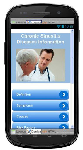 Chronic Sinusitis Information
