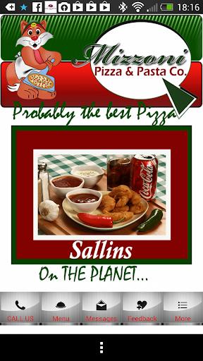 Sallins Mizzoni's Pizza