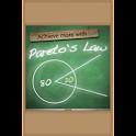 Achieve More With Pareto's La logo