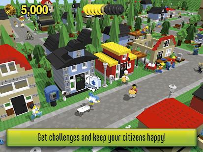 LEGO® FUSION Town Master- screenshot thumbnail