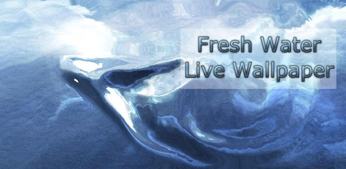 Fresh Water S3 Live Wallpaper apk
