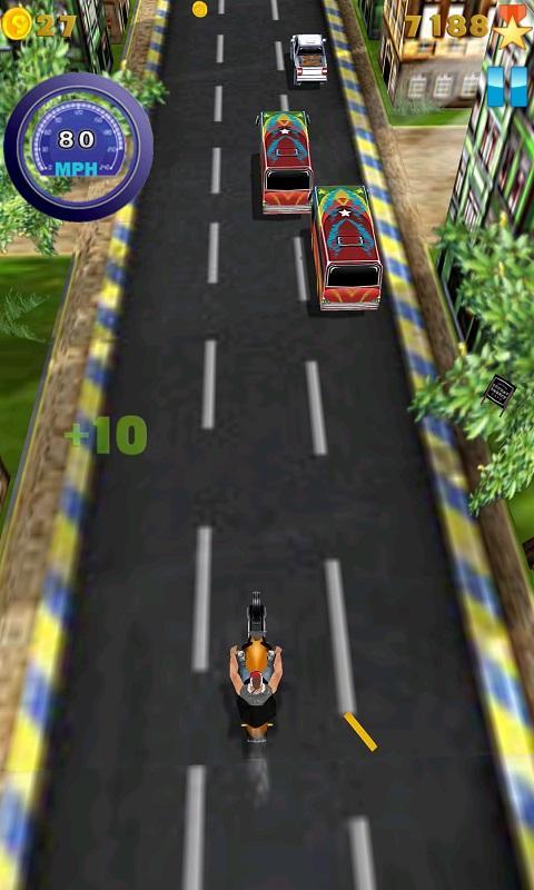 Bikes Racing On Highway Highway Motor Bike Racing D