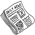 Customized News Reader logo