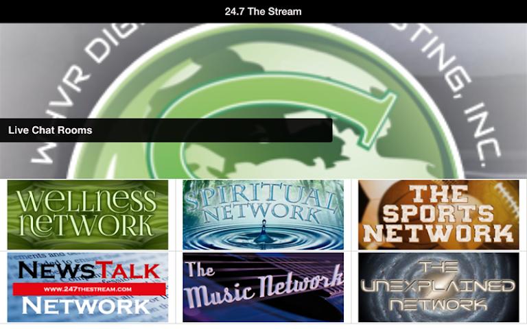 Screenshots for 247 The Stream