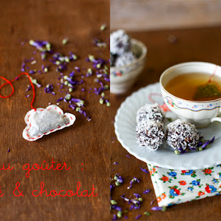 Tea and Chocolate.