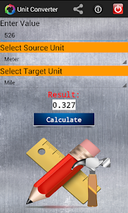 Simple Unit Converter - screenshot thumbnail
