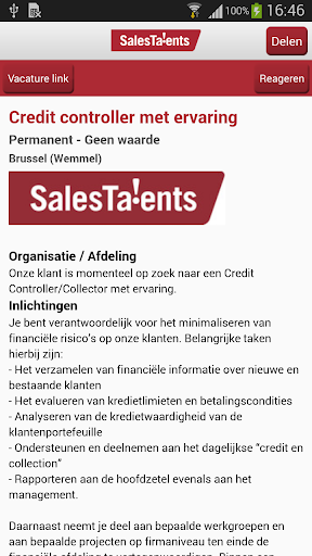 【免費商業App】Sales Talents-APP點子
