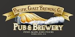 Logo of Pacific Coast Brewing Tug Boat ESB