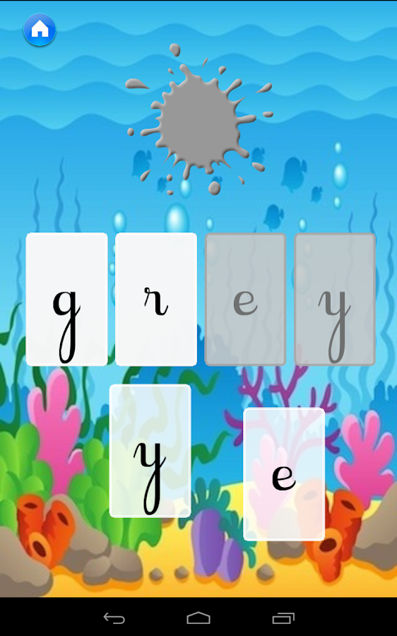 Learn and Play Colors & Shapes - screenshot