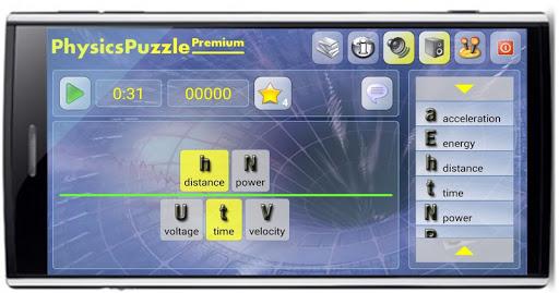 Physics Puzzle Premium