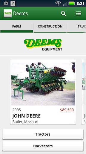 Deems Farm Equipment
