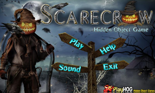 Scarecrow - Free Hidden Object