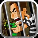 Escape-jail break icon