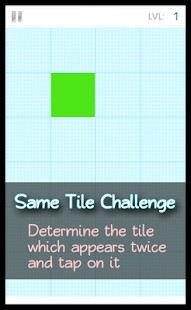 Tap the Red Tiles - screenshot thumbnail