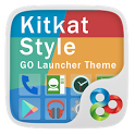 Kit Kat Style Launcher Theme icon