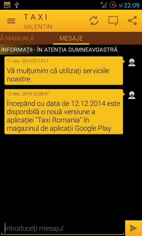 Taxi Romania- screenshot
