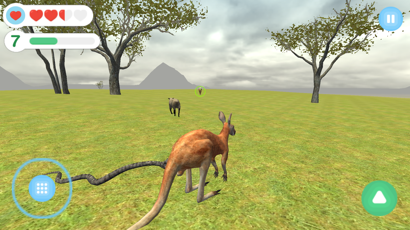 Kangaroo Simulator Android Apps On Google Play