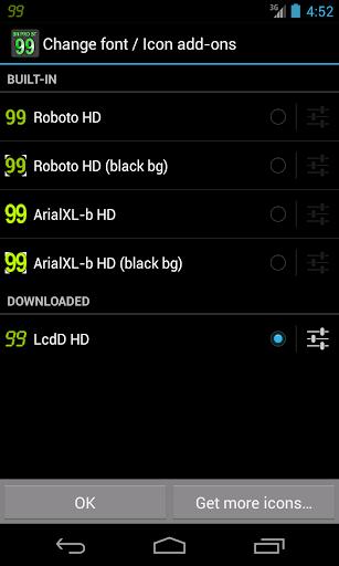 玩免費程式庫與試用程式APP|下載BN Pro LcdD HD Text app不用錢|硬是要APP