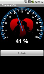 Love / Crush Meter - screenshot thumbnail