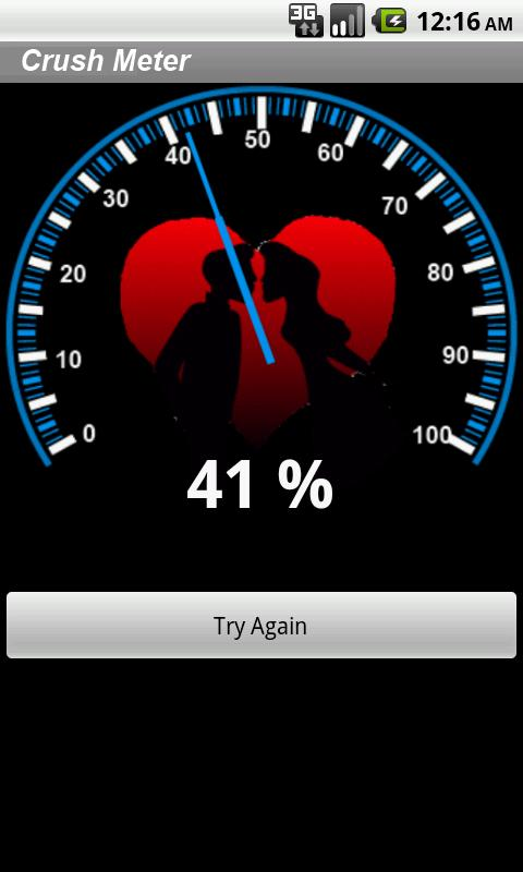 Love / Crush Meter - screenshot