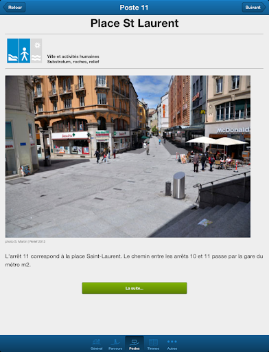 玩旅遊App GéoGuide Lausanne免費 APP試玩