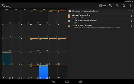 DigiCal+ Calendar Screenshot 25