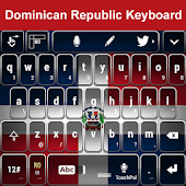 Dominican Republic Keyboard