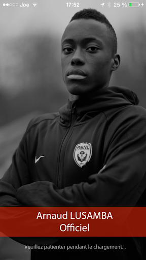 Arnaud Lusamba Officiel