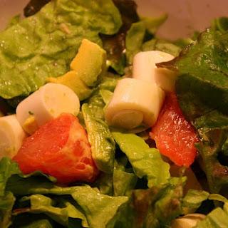 Hearts of Palm & Avocado Salad