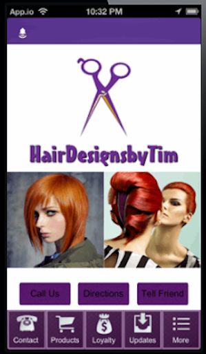 Hair Designs by Tim