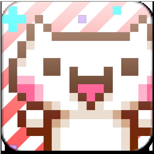 デコメ絵文字hotio ~チャットで使えるスタンプ・画像~ 娛樂 App LOGO-硬是要APP