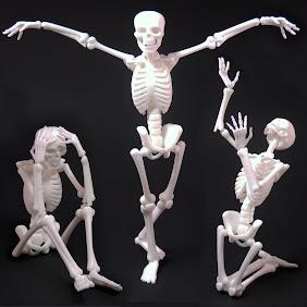Bones 1:10 scale