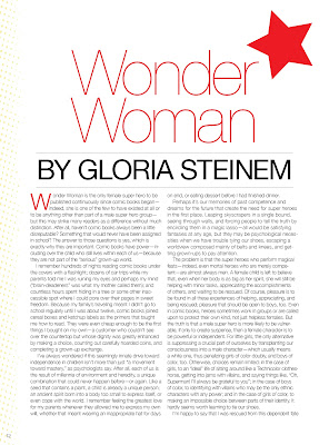 Steinem essays