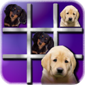 Tic Tac Toe PUPPIES icon