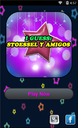 I Guess : Stoessel y Amigos