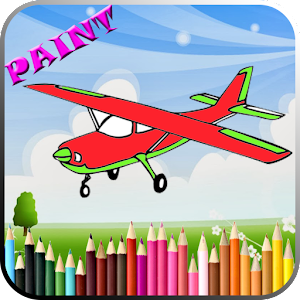 Go more links apk Airplanes Coloring Book Kids  for HTC one M9