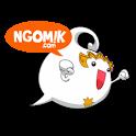 Ngomik Mobile logo