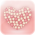 GO SMS/GOLauncher Flower theme icon