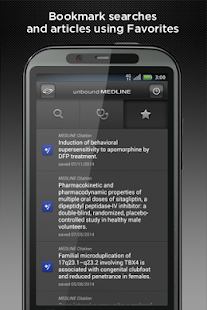 PubMed – Unbound MEDLINE- screenshot thumbnail