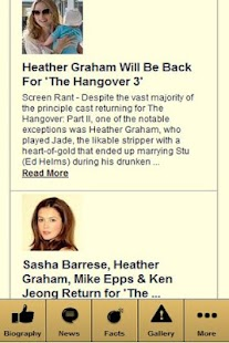 HEATHER GRAHAM COMMITTED - screenshot thumbnail