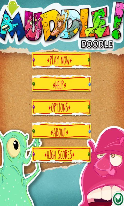 Muddle! Doodle- screenshot