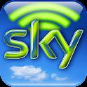 Sky Go logo